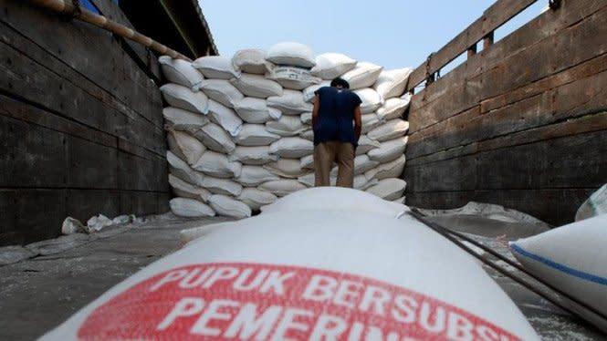 Pupuk Subsidi Jabar Tersedia, Kementan Minta Petani Tunggu Distribusi