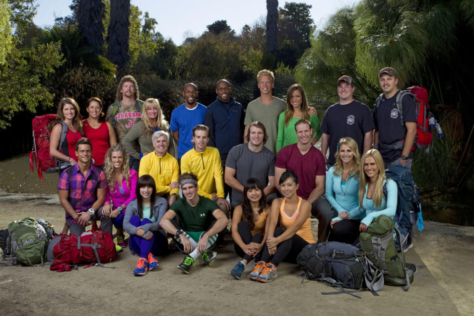 """The Amazing Race"" Season 22"
