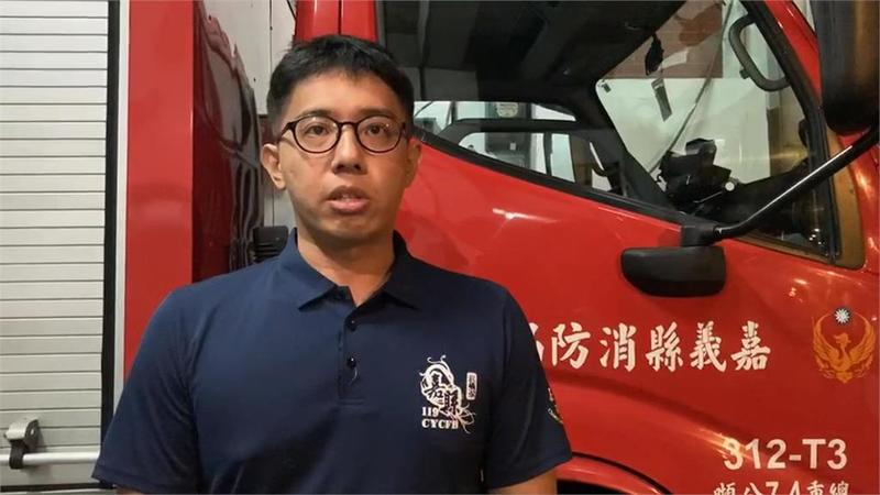 嘉義青雲瀑布傳溺水 消防系學生溺斃