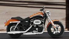 2014 Harley-Davidson Sportster 1200 Custom Limited A