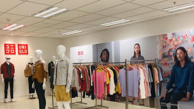 Uniqlo hadirkan sejumlah koleksi menarik untuk musim Semi dan Panas 2019.
