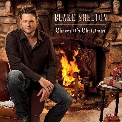 6. Blake Shelton, Cheers, It's Christmas - Blake, you're a funny, handsome, talented man, and everyone loves you. But were you born in a barn, man? Don't just sit there posing when there's snow coming through the door and piling up on the living room floor! Stop preening like a J. Crew model and get a dadblasted shovel before the tree shorts out, dude.