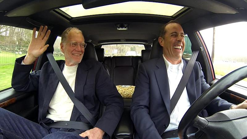 Jerry Seinfeld Series 'Comedians in Cars Getting Coffee' Returns to Sony Crackle in January