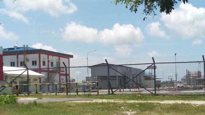 Tim Penanganan Keadaan Darurat PT Pertamina EP Cepu Field langsung melakukan upaya stabilisasi seluruh fasilitas di CPP Gundih. Dok PEP