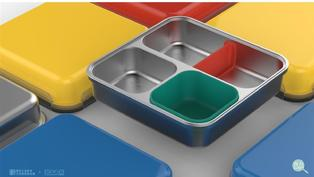 【食力】要怎麼吸引孩子喜歡吃飯? 食器和食物擺放方式很重要!