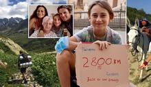 疫情下的極致感動!班機停飛,男孩徒步從義大利走2800公里到英國見祖母