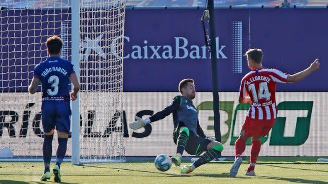 Atletico Madrid Rebut Kembali 3 Besar LaLiga