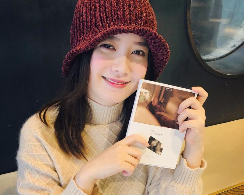 After being ignored by her agency HB Entertainment, Korean actress Goo Hye-sun went on her social media to make another appeal. ― Picture via Instagram/ kookoo900