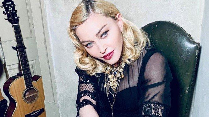 Madonna Klaim Punya Antibodi Virus Corona, Ingin Hirup Udara COVID-19