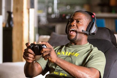 Women Flocked to Record-Breaking 'Ride Along' — Do They Heart Kevin Hart?
