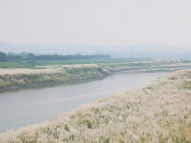 大內橋堤防