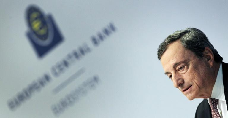 Mario Draghi, President of the European Central Bank, is expected to announce a new series of economic stimulus measures shortly