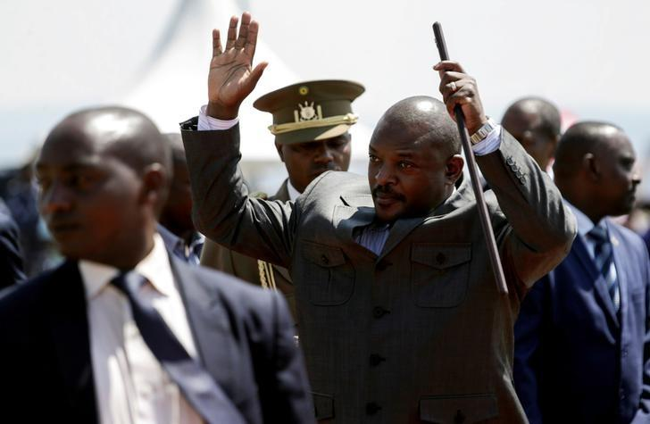 "Burundi lawmakers to make president ""Supreme Guide"" ahead of elections"