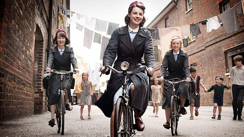 Call the Midwife on Netflix