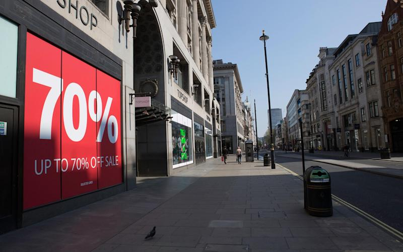 Oxford Street - Getty Images