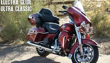 2014 Harley-Davidson Touring Ultra Classic Electra Glide