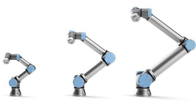 Ilustrasi cobot. (Doc: Robotics and Automation News)