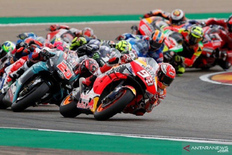 MotoGP batal gelar Grand Prix Amerika Serikat karena pandemi
