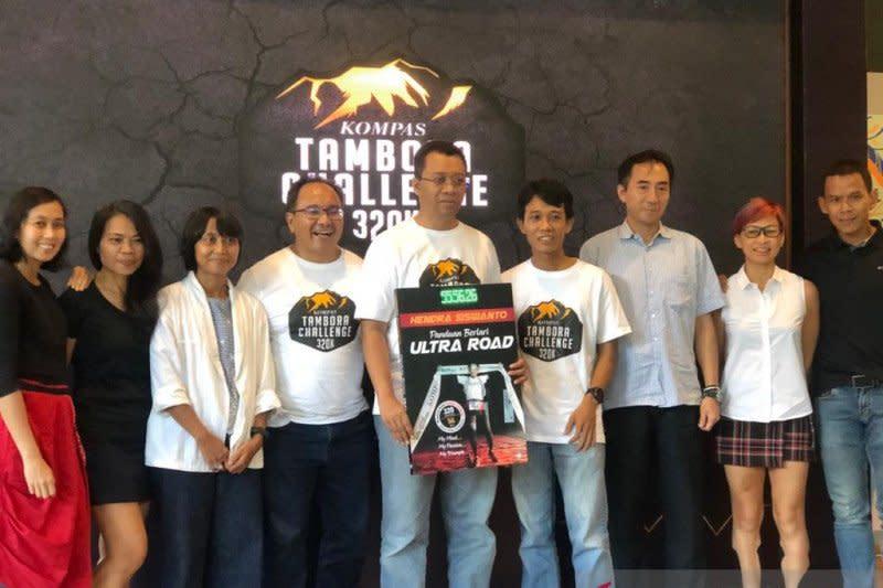 Pengunduran jadwal Tambora Challenge pertimbangkan fisik peserta