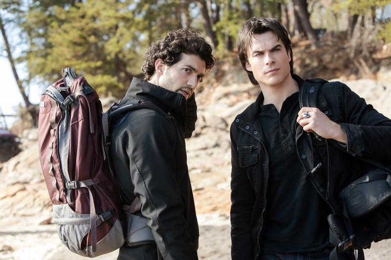 """The Vampire Diaries"" -- ""Into the Wild"""