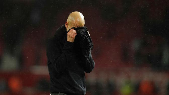 Guardiola Tak Mau Laga Lawan Real Madrid Tanpa Penonton