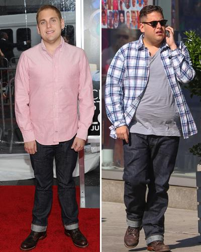 Jonah Hill regains weight… on purpose?