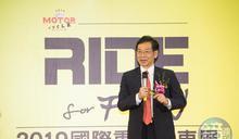 【光陽喊廢貨物稅3】最常拍廣告的CEO 柯俊斌愛騎重機笑談對手