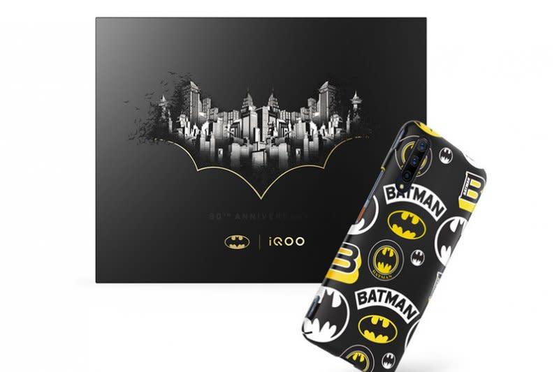 Vivo rayakan ultah Batman dengan ponsel edisi terbatas
