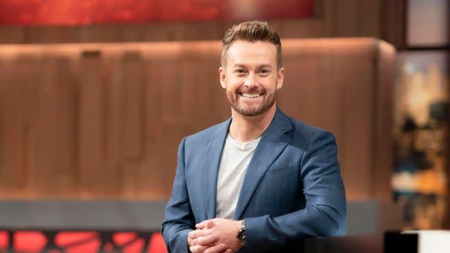 Grant Denyer host Celebrity Name Game