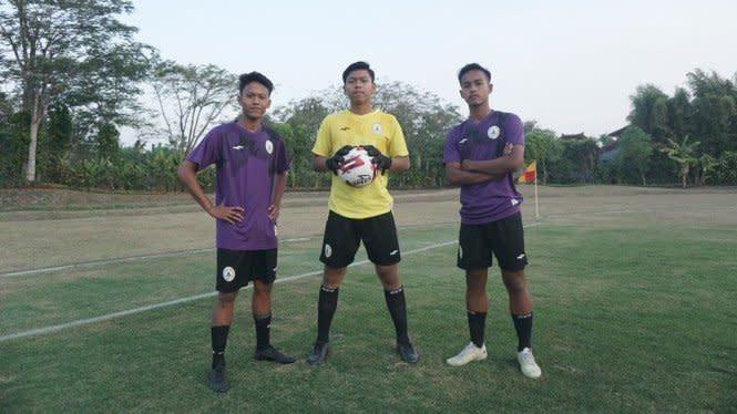 Dua Pemain Didikan Akademi PSS Sleman Bakal Bela Timnas U-16