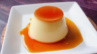 零失敗 香甜軟滑 焦糖雞蛋布丁做法