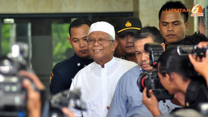 Pendiri dan Mantan Ketua Majelis Syuro PKS Hilmi Aminudin Meninggal Dunia