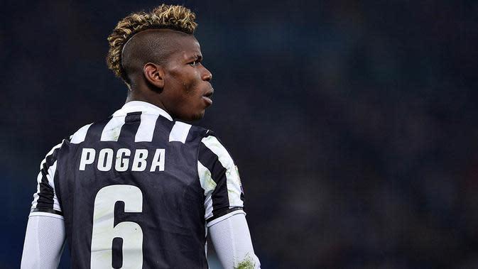 Paul Pogba. (AFP/Alberto Pizzoli)