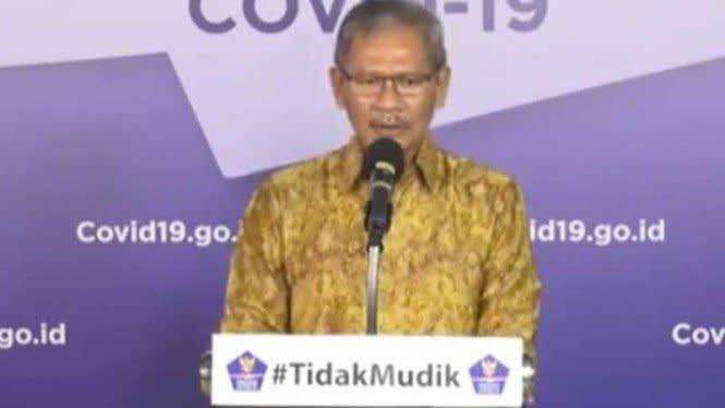 Bertambah 1.591, Kasus Corona di Indonesia 78.572