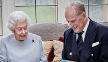英女王與菲利普親王結婚滿73周年 王室發布溫馨合照
