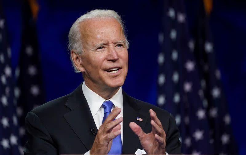 Biden menyebut krisis corona, gejolak kerusuhan sebagai Amerika era Donald Trump