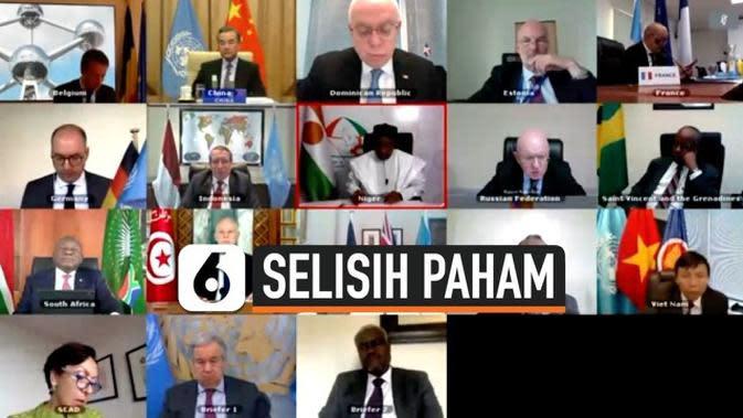 VIDEO: Selisih Paham China, Amerika Serikat dan Rusia Soal Pandemi Covid-19