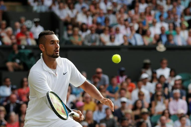 Nick Kyrgios has been at the forefront of building support and pledged Aus$200 for each ace he serves in the Australian summer