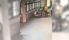 復興崗捷運站婦人情緒不穩 手腕有自殘跡象警急送醫