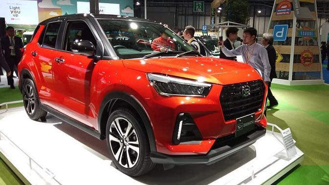 Daihatsu Kembali Buka Suara Soal Kemunculan Rocky di Indonesia