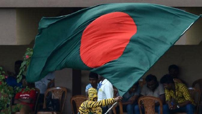 Ilustrasi Bangladesh (AFP PHOTO)
