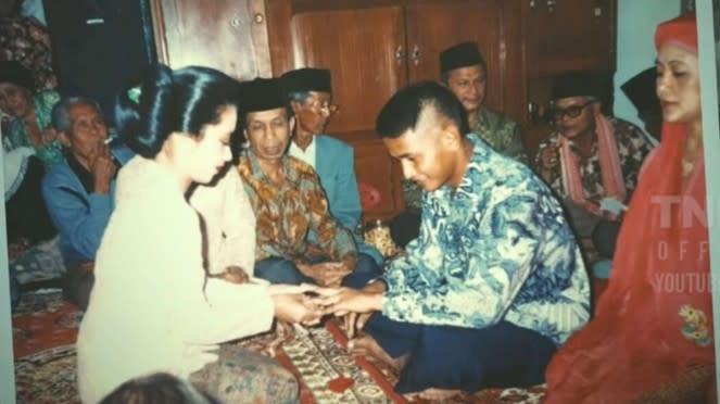 VIVA Militer: Brigjen TNI Iwan Setiawan Menikah Sebelum Mendaki Everest