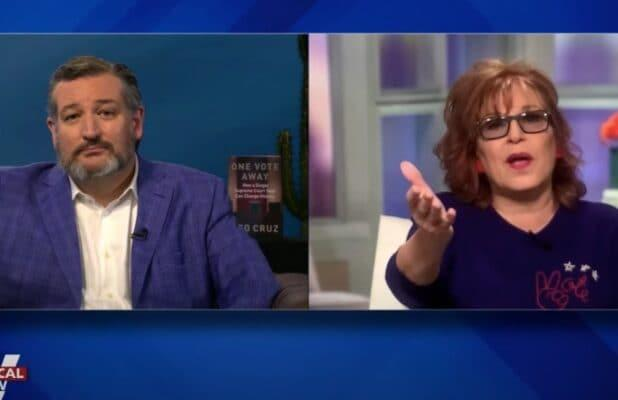 Joy Behar Calls Out Ted Cruz for Dragging Gov Cuomo on 'The View': 'You Are Deflecting, Sir' (Video)
