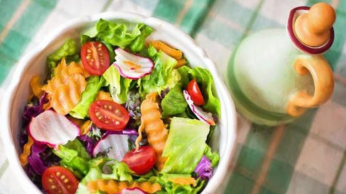Makanan rendah lemak (sumber: pexels)