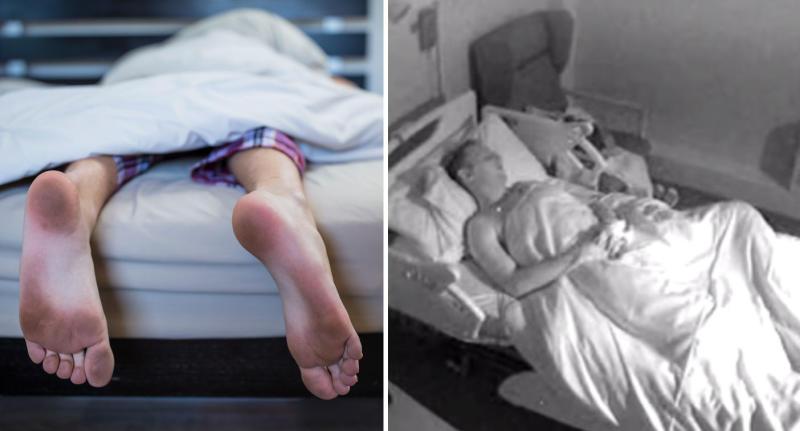 Sleep paralysis: The terrifying phenomenon affecting thousands of people