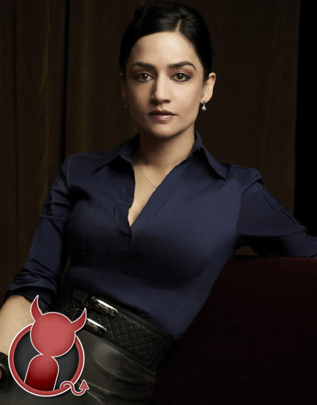 "Naughty: Kalinda (""The Good Wife"")"