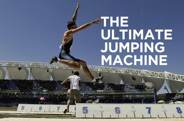 How BMW could help American long jumpers win Olympic gold