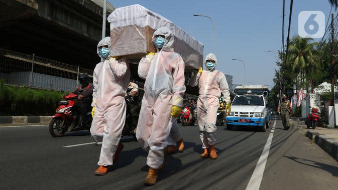 Ganjar Pranowo: Angka Kematian Jateng Turun jadi 2,55 Persen