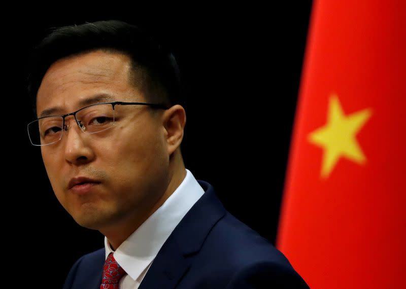 Beijing asks some U.S. media to submit information about their China operations