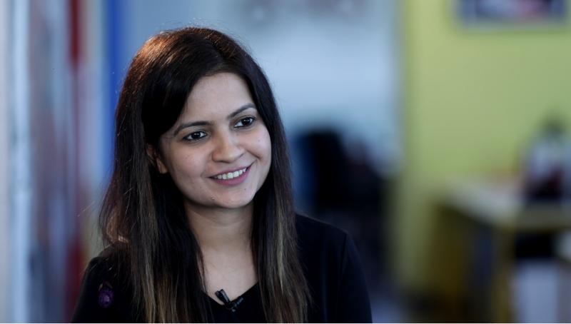 Manisha Raisinghani, Co-founder and CTO, LogiNext
